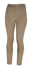 Ariat Ladies Olympia Front Zip Breeches
