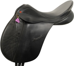 Unbranded Second Hand Albion Legend K2 GP Saddle Black 18 inch Medium
