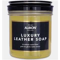 Albion Natural Leather Soap