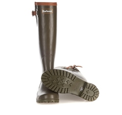 Barbour Mens Tempest Wellingtons