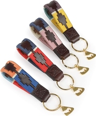 Aubrion Polo Keyring