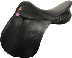 Unbranded Second Hand Albion K2 GP Saddle Black 18.5 inch Narrow