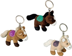 Busse Horse Friends Key Ring