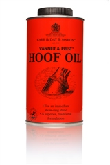Carr Day and Martin Vanner and Prest Hoof Oil