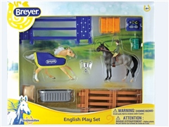Breyer English Play Set