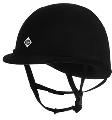 Charles Owen YR8 Junior Riding Hat