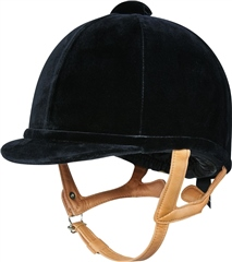 Charles Owen Flash Fian Riding Hat 6 7/8 and Above