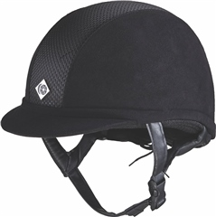 Charles Owen AYR8 Plus Horse Riding Helmet - 6 7/8 and Above