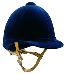 Charles Owen H2000 Squared Hat 6 7/8 and over