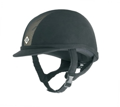 Charles Owen AYR8 Horse Riding Helmet 6 7/8 and Above