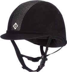 Charles Owen Sparkly YR8 Junior Riding Hat