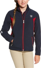 Ariat Youth Team Softshell Jacket