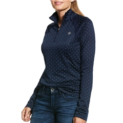 Ariat Women's Sunstopper 2.0 Quarter Zip Baselayer