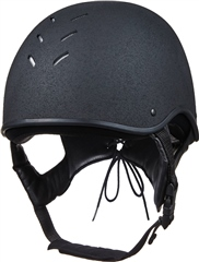 Charles Owen JS1 Pro Jockey Round Skull - 6 7/8 and Above
