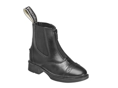 Brogini Tivoli Piccino Junior Paddock Boots with Front Zip