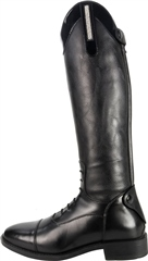 Brogini Como Piccino Patent Top Childrens Long Boots