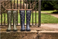 Barbour Ladies Blyth Wellingtons