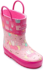 Chipmunk s Princess Wellingtons
