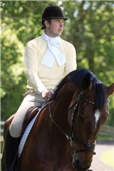 Equetech Men's Foxhunter Shirt