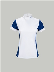 Equiline Ladies Heather Competition Polo Shirt