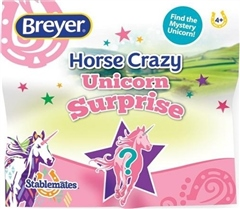 Breyer Stablemates Unicorn Mystery Surprise