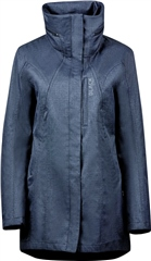 Dublin Black Ellie Ladies Waterproof Jacket