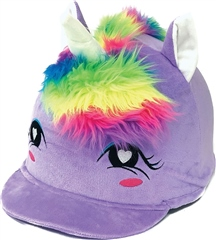 Equetech Children's Twilight Unicorn Hat Silk