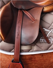 Freejump Systems Freejump Classic Wide Stirrup Leathers