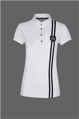 Equiline Girl's Jamila Competition Polo