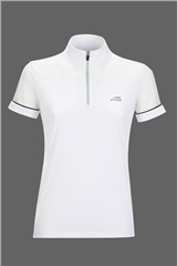 Equiline Women's Short Sleeve Competition Polo Shirt