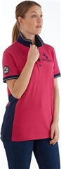 Horse Couture Prestwich Polo Shirt