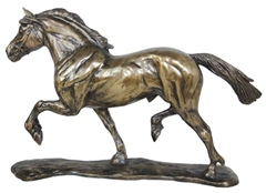 Grays Gifts Grays Bronzed Welsh Cob Model