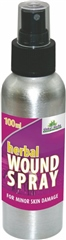 Global Herbs Wound Spray 100ml
