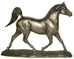 Grays Gifts Bronzed Arab Horse