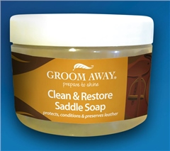 Groom Away Clean And Restore Saddle Soap