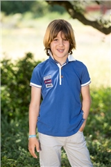Horseware Clothing New Horseware Boys Pique Polo