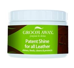 Horseware Groom Away Patent Shine for Leather