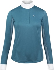 Horze Ladies Blaire Long Sleeved Functional Show Shirt