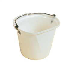 Stubbs England Stubbs Flat Sided Hanging Bucket - 3 Gallon