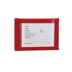Stubbs England Stubbs Spare Card for Stud Card Holder - Small