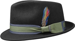 Stetson Hats Stetson Boston Woolfelt Hat
