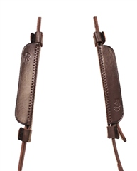 Walsh Leather Blinkers