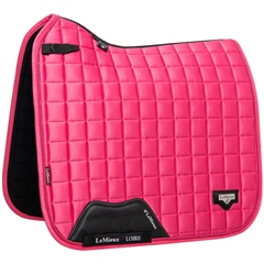 LeMieux Le Mieux Loire Classic Dressage Square (Options: Hunter Green-Large, Hunter Green-Small/Medium)