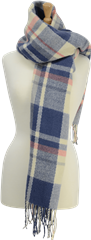 Hy Horse Wear HyFASHION Ladies Supersoft Tartan Scarf