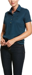 Ariat Women's Talent Short Sleeve Polo