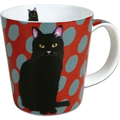 Leslie Gerry Fine Bone China Mug
