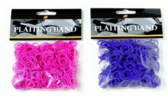 Lincoln Plaiting bands -500