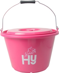 Hy Horse Wear Hy Bucket with Lid
