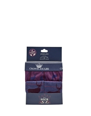 Joules Crown  Underwear and Socks Set
