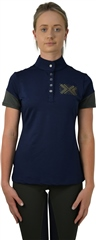 Hy Horse Wear HyFashion Edinburgh Ladies Sports Shirt